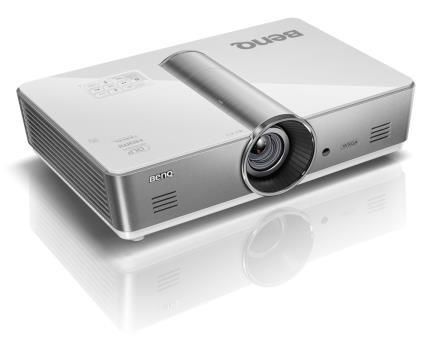 BENQ Dataprojektor SW921 DLP ; XGA; 5000 ANSI; Contrast Ratio 5000:1;HDMI,MHL, RJ45, speaker