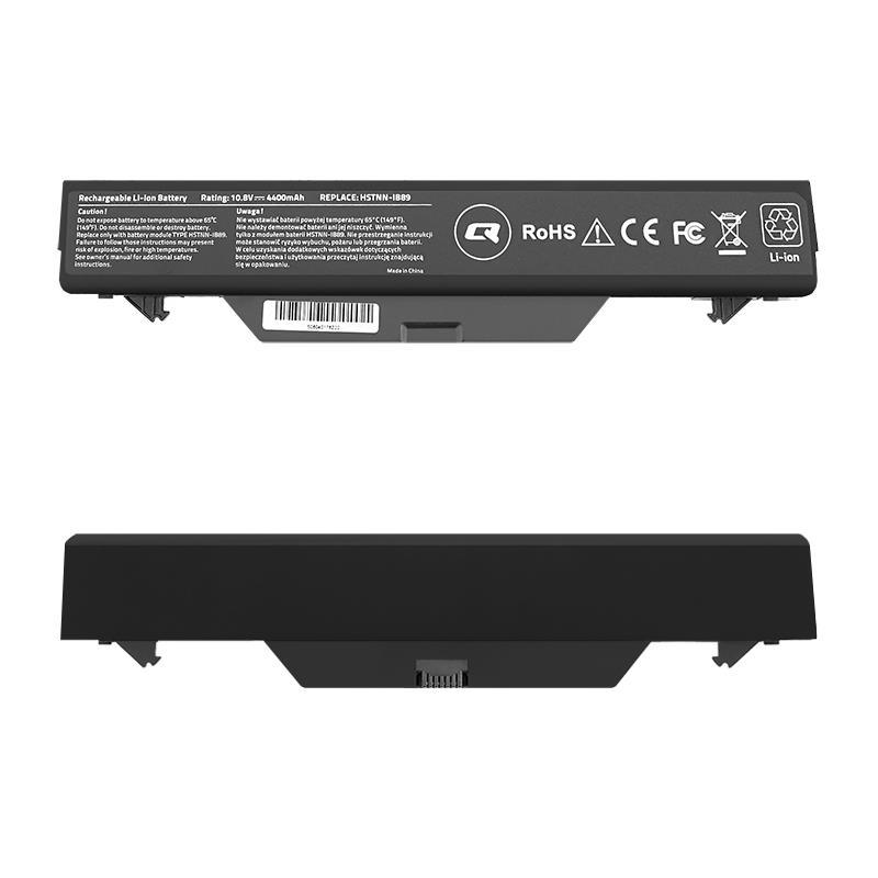Qoltec Long Life baterie pro notebooky HP ProBook 4510s | 10.8-11.1V | 4400mAh