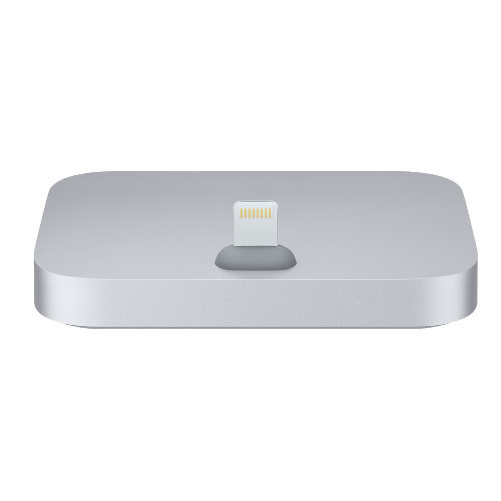 Dokovací stanice Apple Lightning Dock pro iPhone - Space Gray