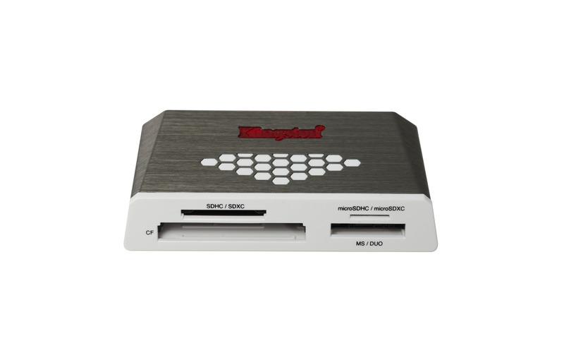 KINGSTON USB 3.0 SuperSpeed All-in-One Media Čtečka karet Gen 4