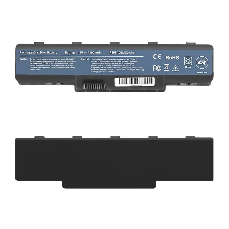 Qoltec Long Life baterie pro notebooky Acer Aspire 4710   10.8-11.1V   4400mAh