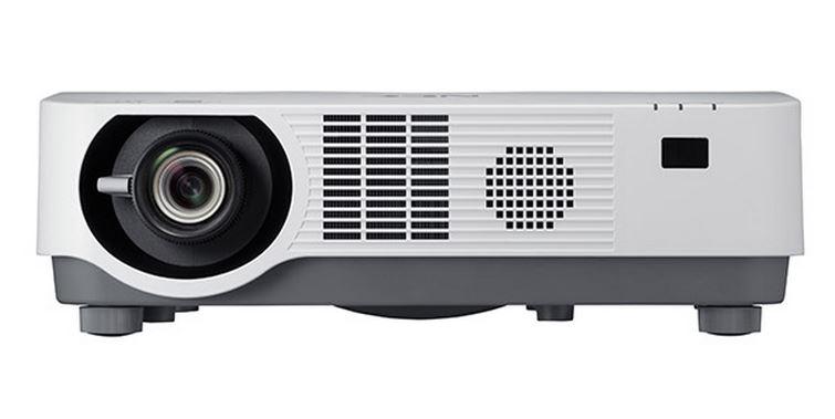 NEC Projektor DLP P502H (1920x1080,5000ANSI lm,6000:1), 1.7x Zoom,5000h/lamp,2x HDMI,VGA,RCA,RJ45, Wlan optional