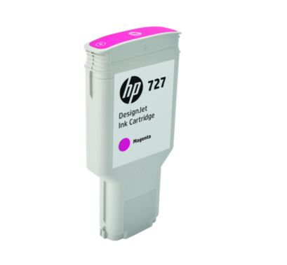 F9J77A HP 727 300-ml Magenta DesignJet Ink Cartridge