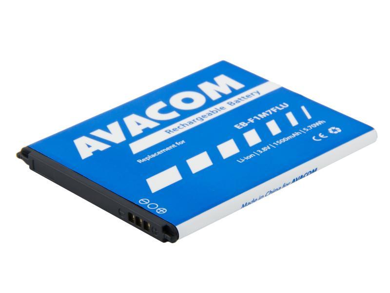 Náhradní baterie AVACOM Baterie do mobilu Samsung Galaxy S3 mini Li-Ion 3,8V 1500mAh (náhrada za EB-F1M7FLU)