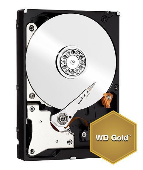 HDD 10TB WD101KRYZ Gold 256MB SATAIII 7200rpm