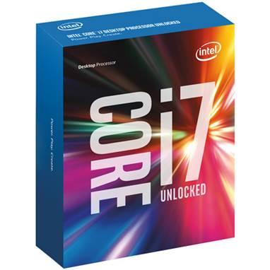 Intel Core i7-6850K, Hexa Core, 3.60GHz, 15MB, LGA2011-V3, 14nm, BOX