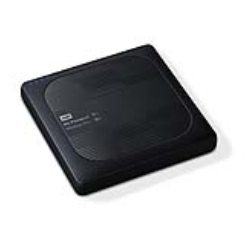 "Ext.HDD 2.5"" WD My Pass.Wireless Pro 2TB USB3.0,SD"