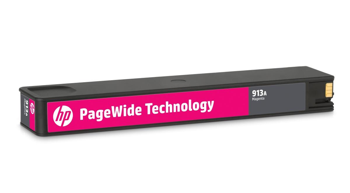 HP F6T78AE 913A Magenta Original PageWide Cartridge