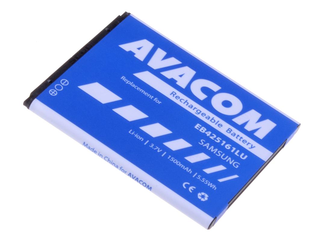 Náhradní baterie AVACOM Baterie do mobilu Samsung I8160 Galaxy Ace 2 Li-Ion 3,7V 1500mAh (náhrada EB425161LU)