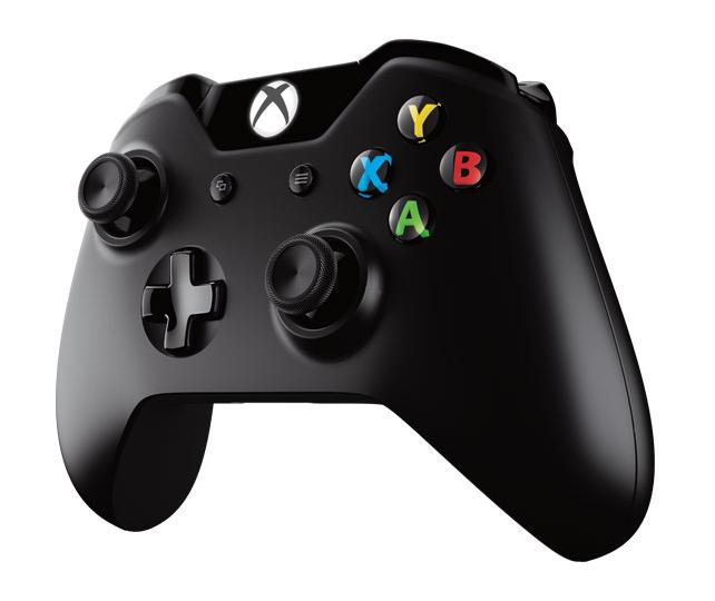 XBOX ONE - Bezdrátový ovladač Xbox One, černý