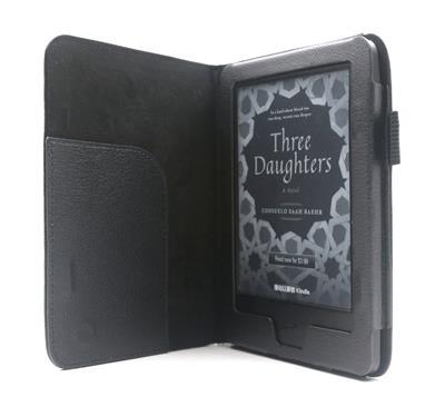 C-TECH pouzdro AKC-11 pro Kindle 8 Touch wake/sleep, černé