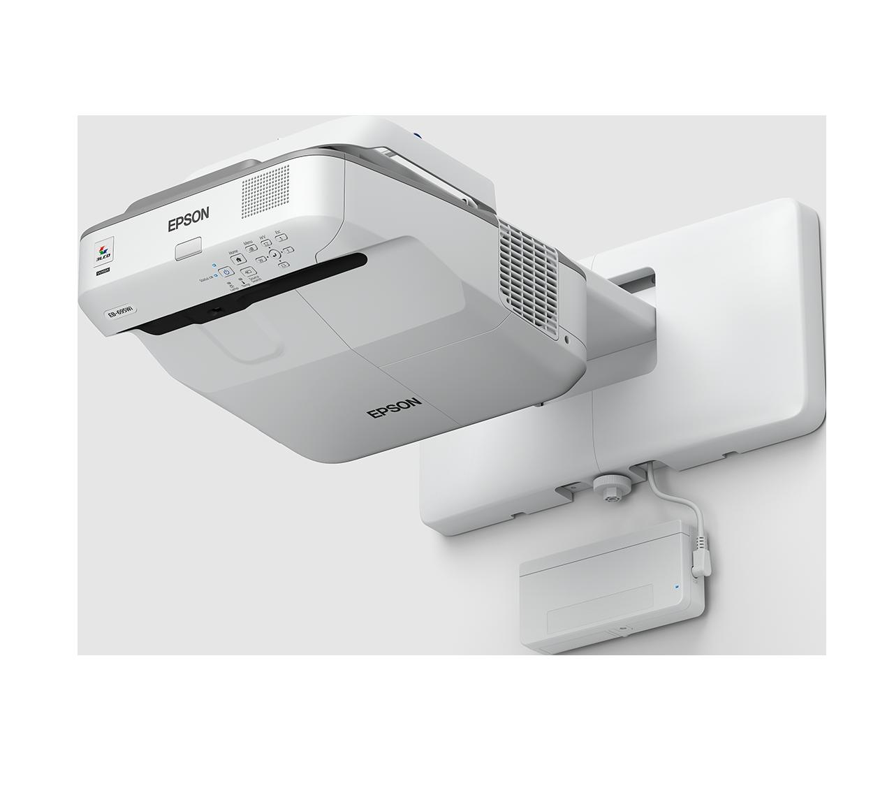 3LCD EPSON EB-695Wi WXGA 3500 Ansi 14000:1