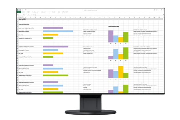 "EIZO 24"" EV2451-BK, 1920 x 1080, IPS,16:9, 5ms, 250 cd/m2, 1000:1, DP/HDMI/DVI/Dsub, ultraslim 1 mm rám., černý"