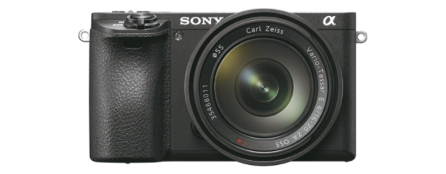 Sony A6500Z, 16-70mm, 24,2Mpix/4K video/hledáček