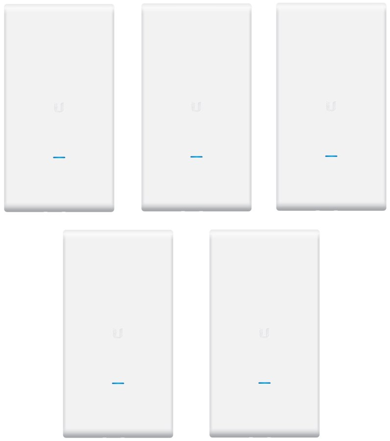 Ubiquiti Unifi Enterprise AP AC Mesh PRO, 5 pack