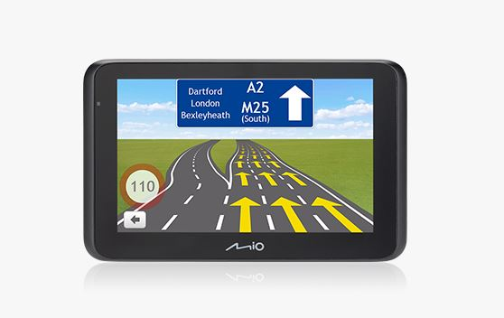 "MIO MiVue Drive 50 Full Europe Lifetime - 5"" navigace s kamerou"