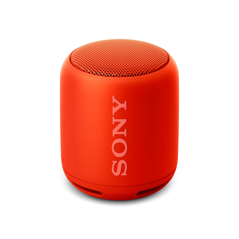 SONY SRS-XB10R Přenosný bezdrátový reproduktor s technologií Bluetooth, RED