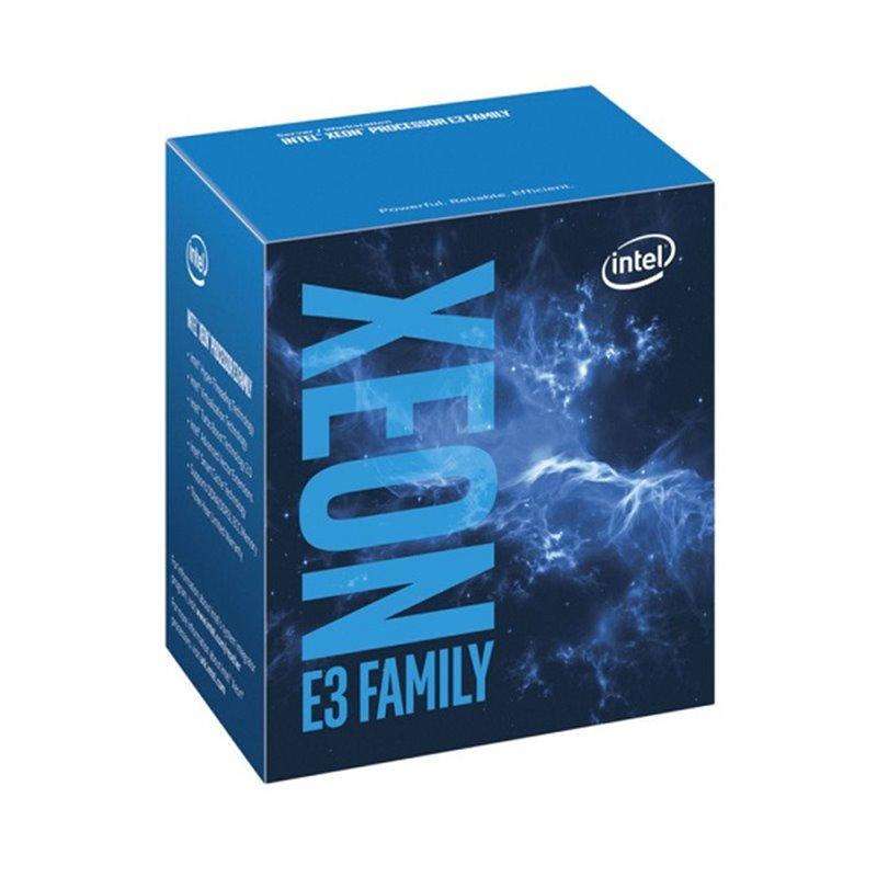 INTEL Quad-Core Xeon E3-1240V6 3.7GHZ/8MB/LGA1151/Kaby Lake