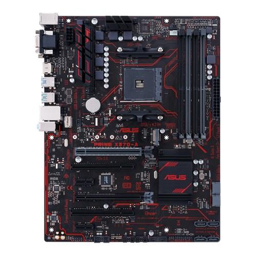 ASUS PRIME X370-A, Socket AM4