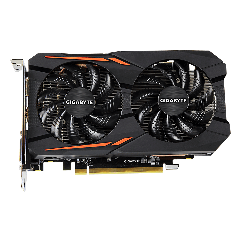 GIGABYTE VGA AMD Radeon™ RX560 4GB DDR5 Gaming