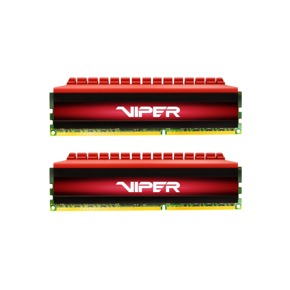 16GB DDR4-3200MHz Patriot CL15 Viper, 2x8GB
