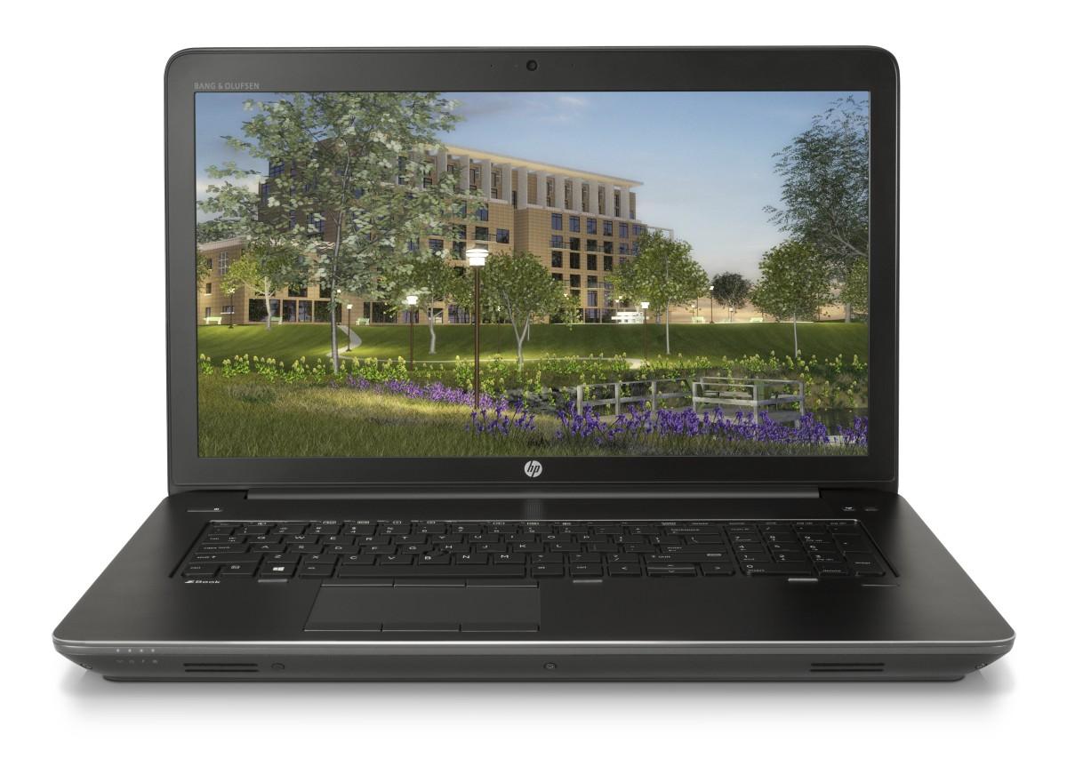 HP ZBook 17 G4 i7-7700HQ/256GB Z Turbo Drive m.2/2x4GB DDR4/17,3'' FHD/Quadro M2200 4GB/Win 10 Pro