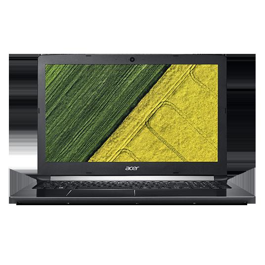 """Acer Aspire 5 - 17,3""""/i5-8250U/2*4G/128SSD+1TB/MX150/DVD/W10 černý"""
