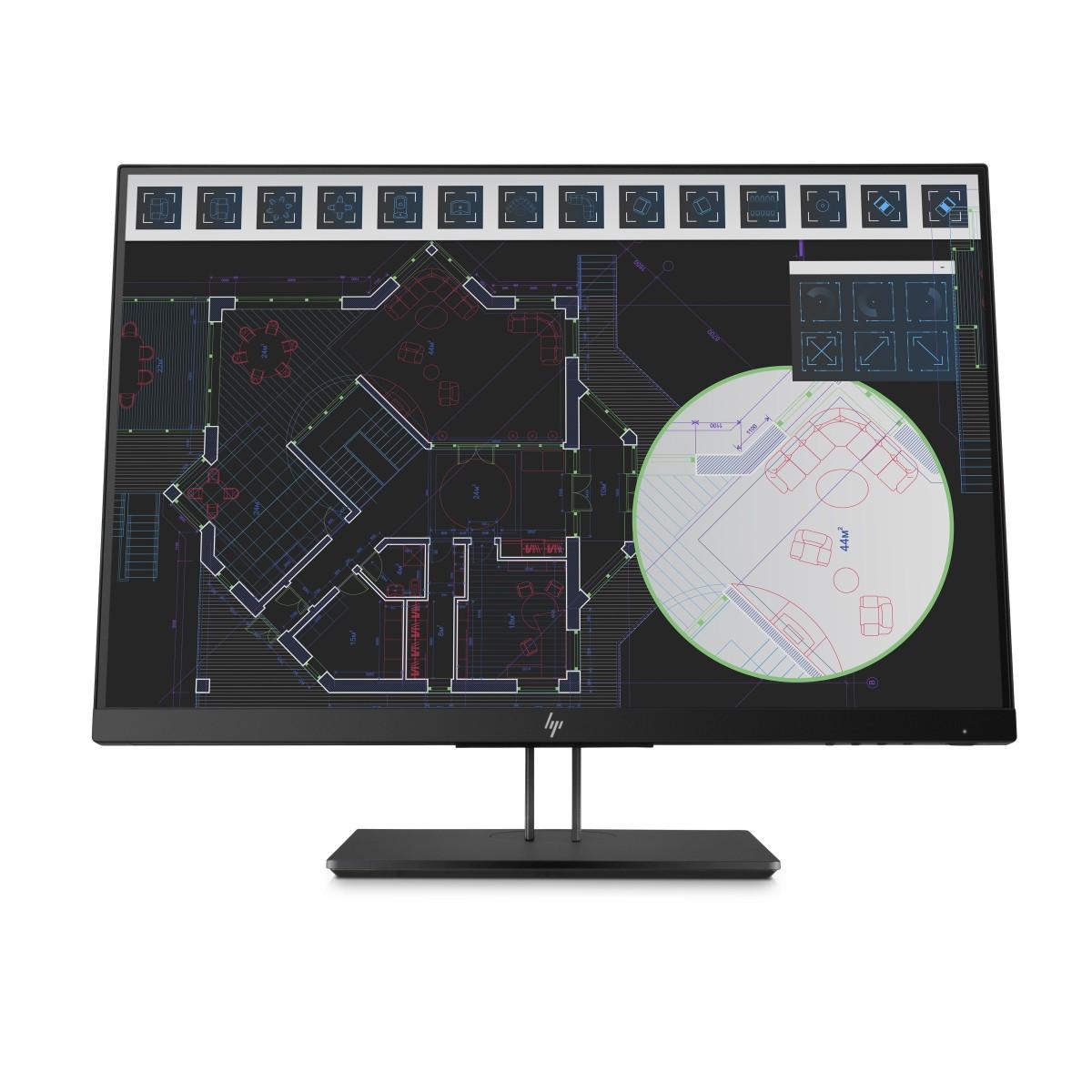 """HP Z24i 24"""" G2 1920x1200/300jas/DP/HDMI/VGA/5ms"""
