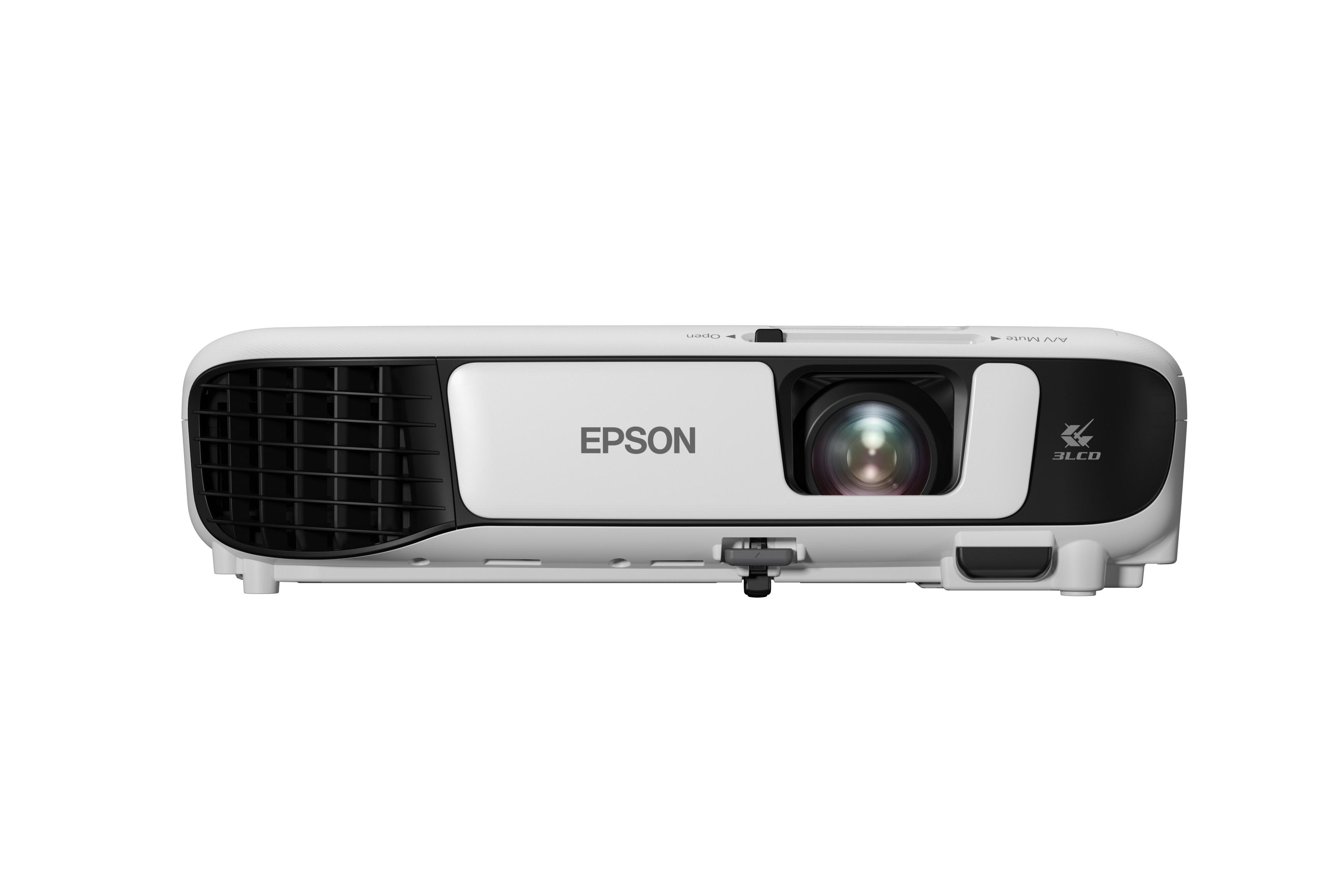EPSON 3LCD/3chip projektor EB-S41 800x600 SVGA/3300 ANSI/15000:1/HDMI/2W Repro/optionWiFi/