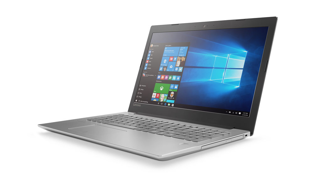 "Lenovo IdeaPad 520-15IKBR i5-8250U 3,40GHz/8GB/SSD 128GB+1TB HDD/15,6"" FHD/IPS/AG/GeForce 4GB/DVD-RW/WIN10 šedá"