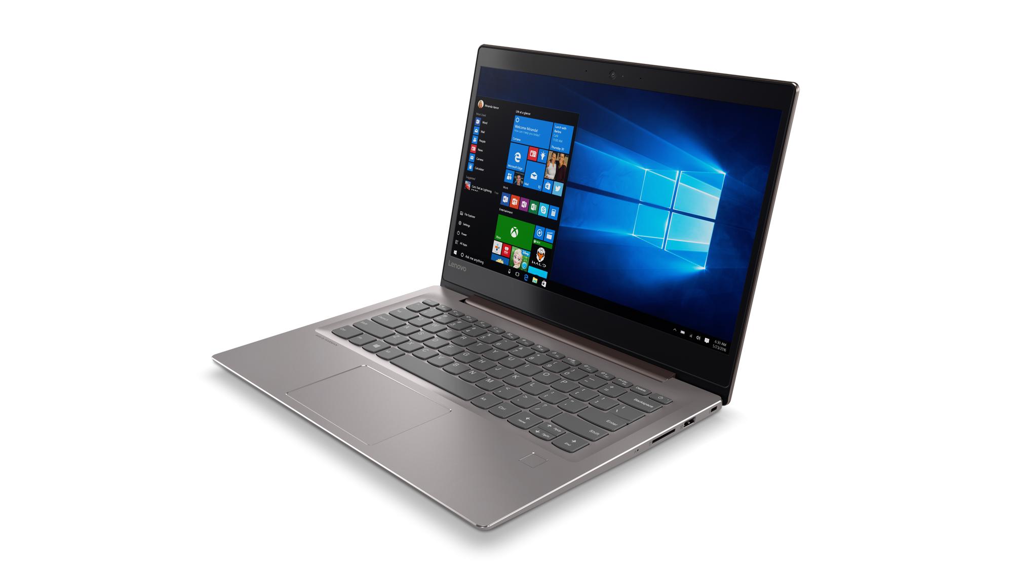 "Lenovo IdeaPad 520S-14IKBR i5-8250U 3,40GHz/8GB/SSD 128GB+HDD 1TB/14"" FHD/IPS/AG/GeForce 2GB/WIN10 bronzová"