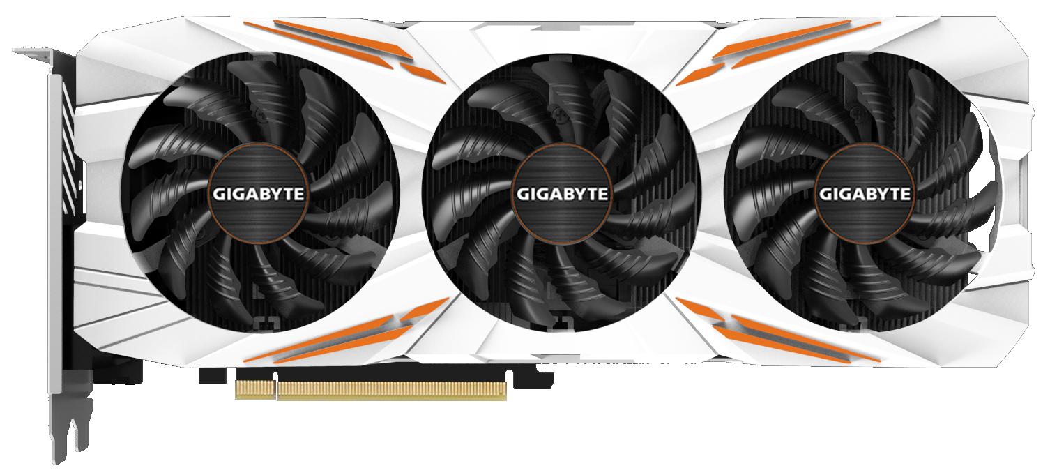 GIGABYTE GTX 1080 Ti Gaming OC 11G