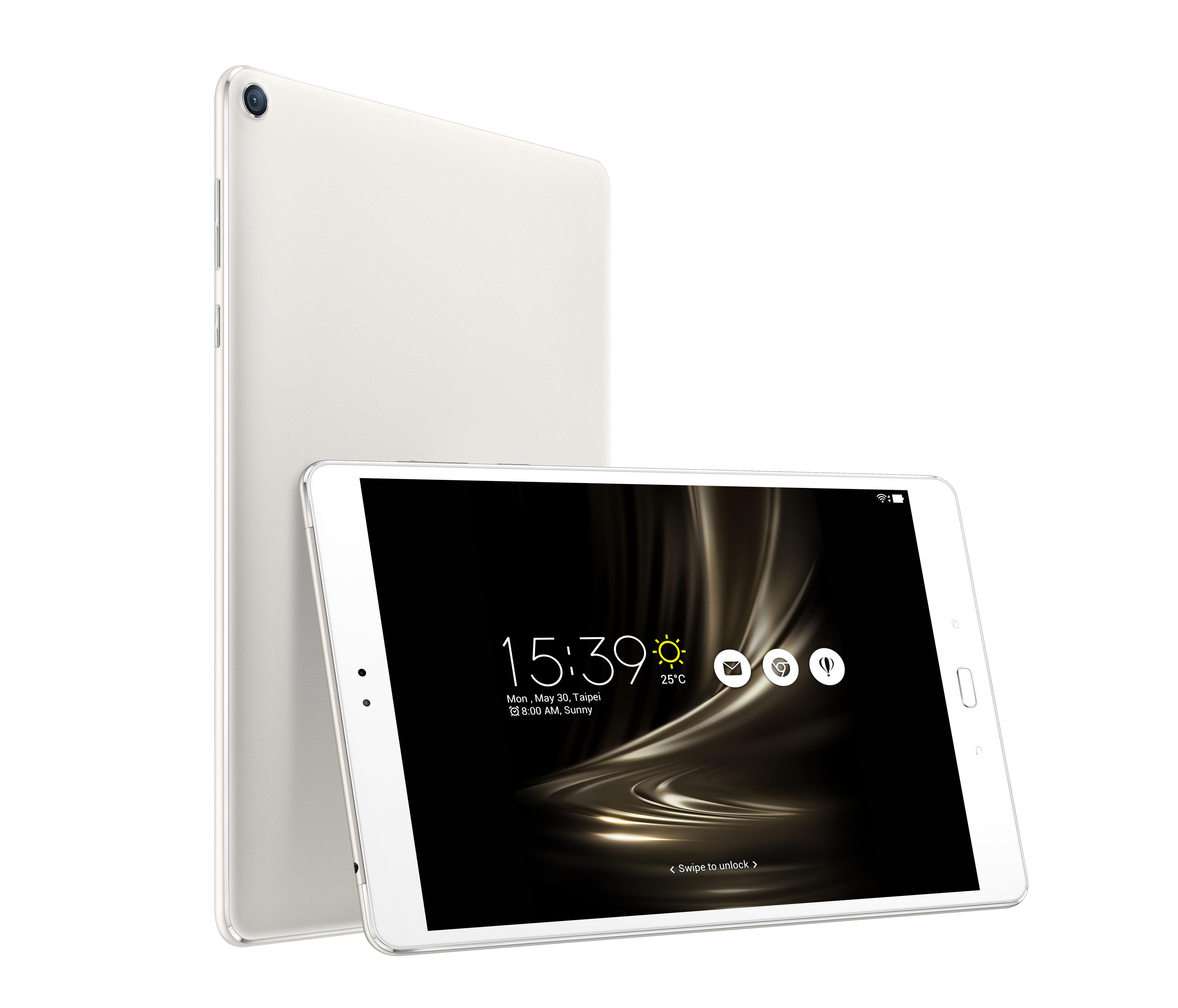 "Asus ZenPad 10 MTK 8176/9,7"" IPS 2048x1536/4GB/64GB/Android M/stříbrný"
