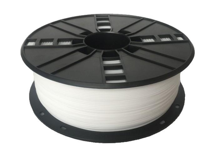 GEMBIRD Tisková struna (filament), NYLON, 1,75mm, 1kg, bílá