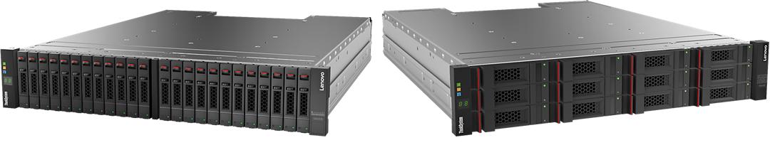 Lenovo ThinkSystem DS2200 SFF SAS Dual Controller Unit (US English documentation)