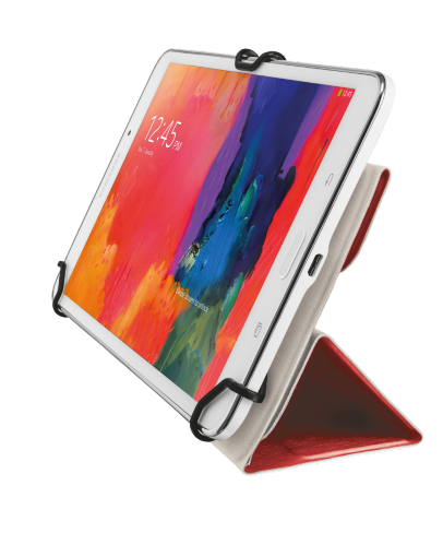 "URBAN REVOLT Pouzdro na tablet AEXXO - Universal Folio Case for 9.7"" tablets - red"