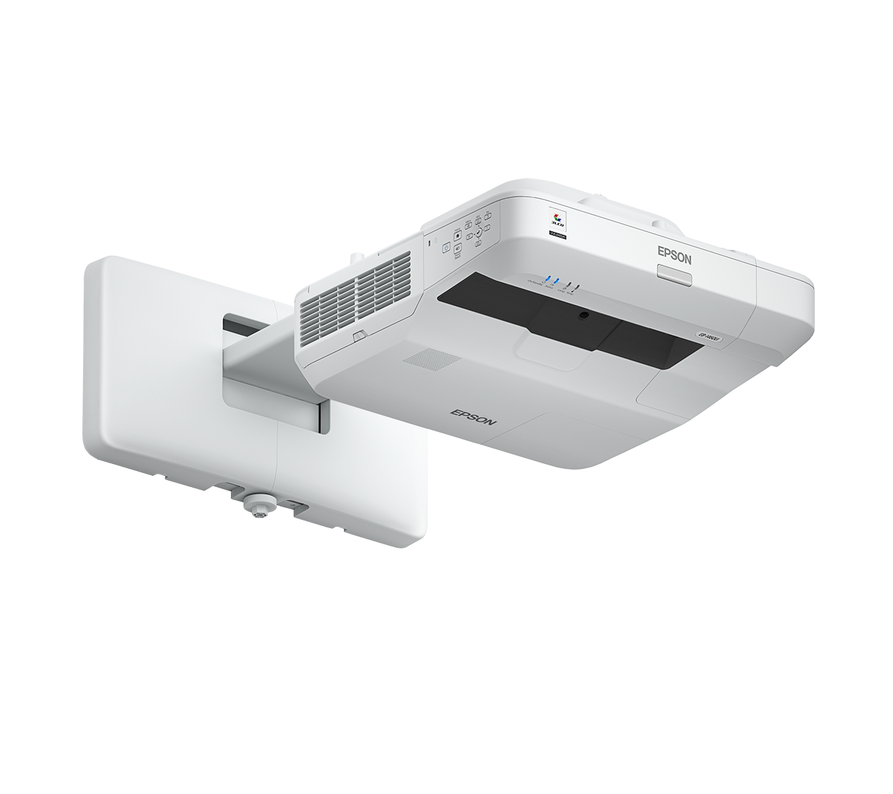 EPSON projektor EB-1440Ui - 1920x1200, 3800ANSI, HDMI, VGA, SHORT, LAN,MHL, interaktivní