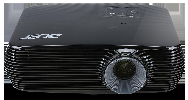 Acer X1326WH DLP 3D/1280x800 WXGA/4000 ANSI lm/20 000:1/VGA, HDMI, 2.65kg