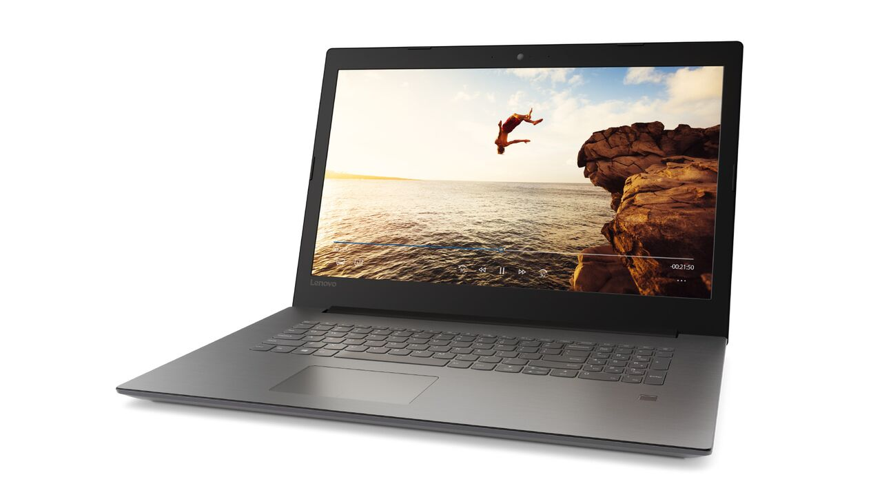 "Lenovo IdeaPad 320-17IKBR i5-8250U 3,40GHz/8GB/SSD 256GB/17,3"" FHD/IPS/AG/GeForce 4GB/FPR/WIN10 černá 81BJ002QCK"