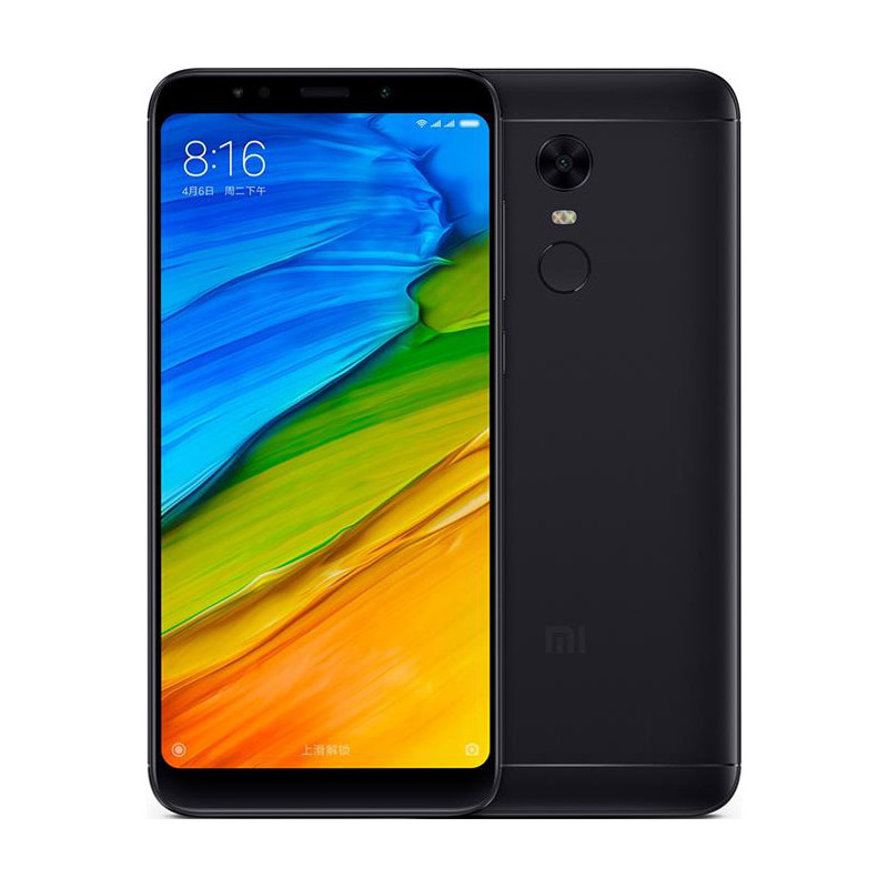 Xiaomi Redmi 5 Plus (3GB/32GB) Global, Black