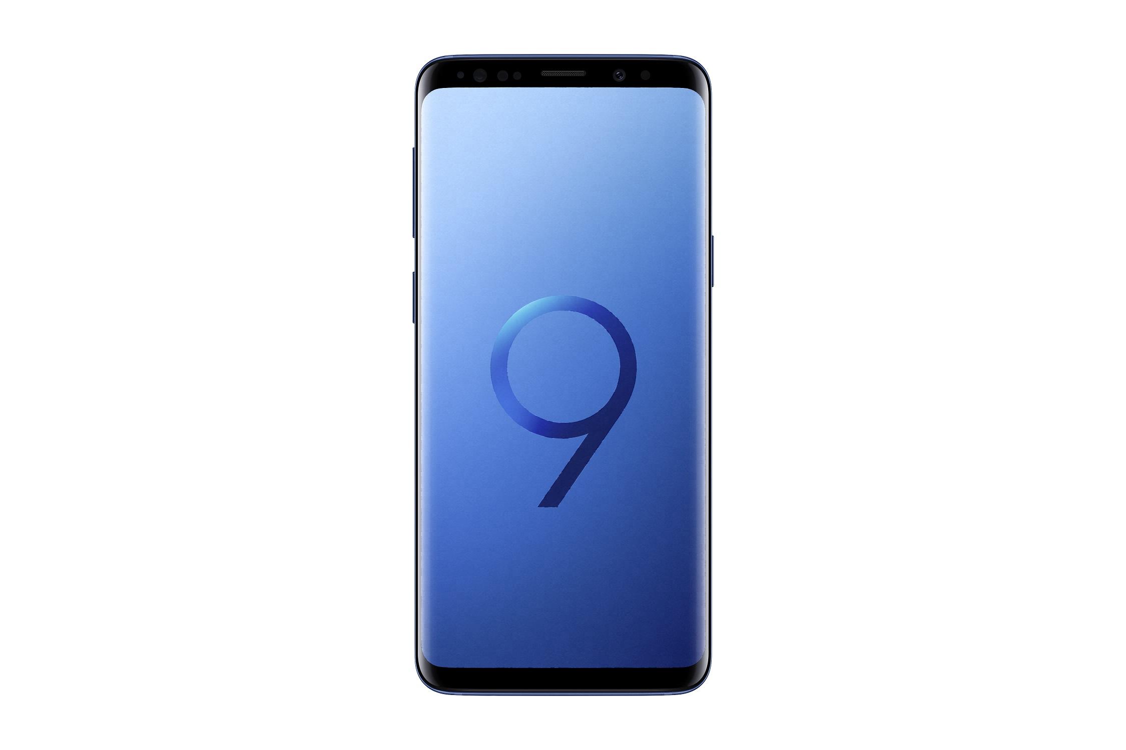 Samsung Galaxy S9 SM-G960 64GB Dual Sim, Blue