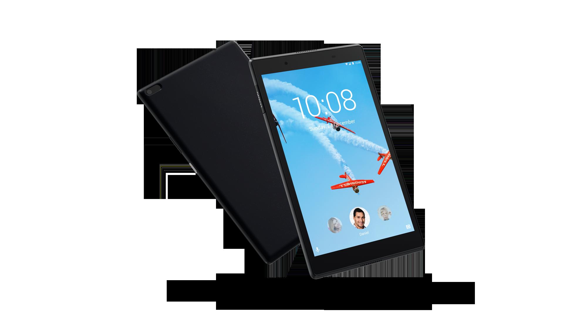 "Lenovo TAB4 8"" LTE QC MSM8917 1,40GHz/2GB/16GB/8"" HD/IPS/multitouch/Dolby Atmos/Android 7 černá ZA2D0062CZ"