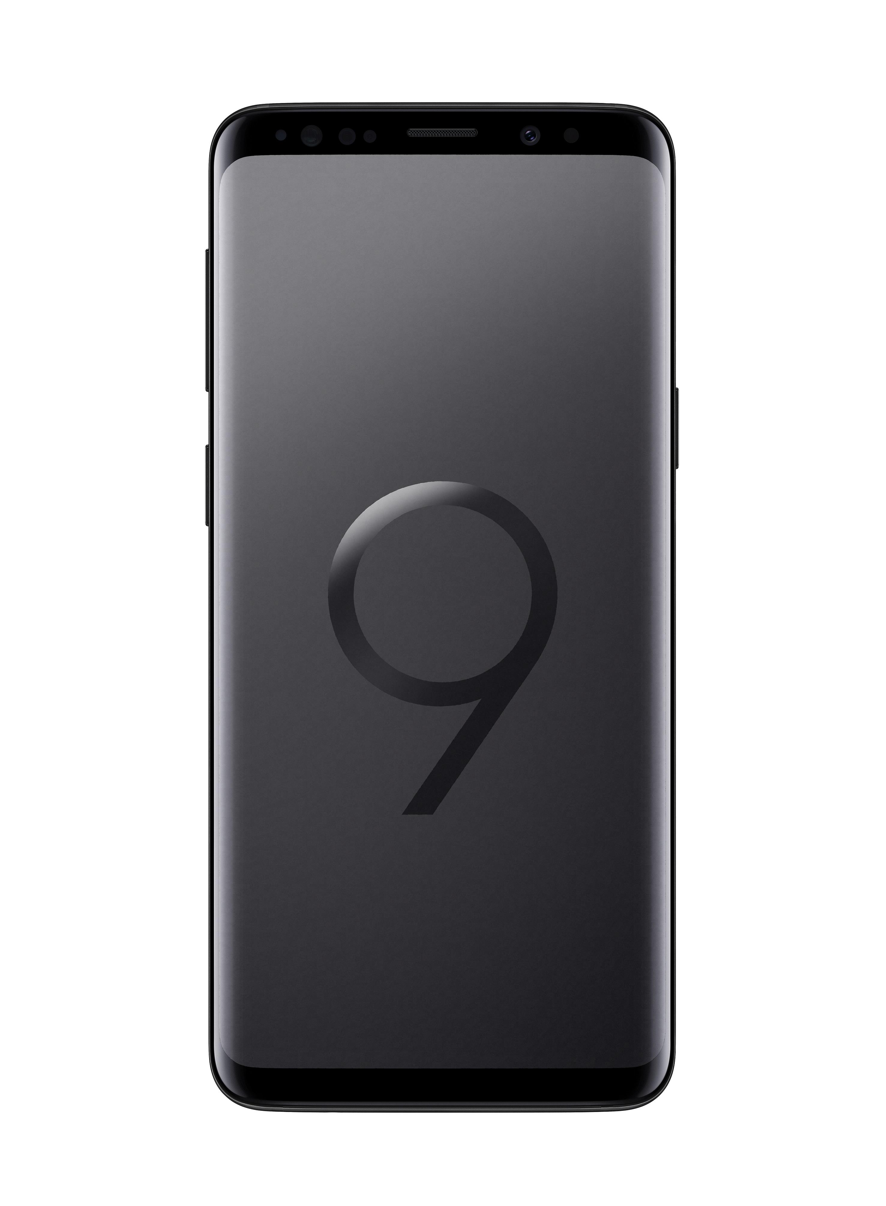 Samsung Galaxy S9 256GB Dual Sim, Black