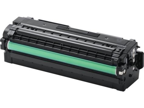 HP - Samsung toner CLT-K505L/ELS pro SL-C2620DW, C2670FW, C2680FX černý 6 000 stran