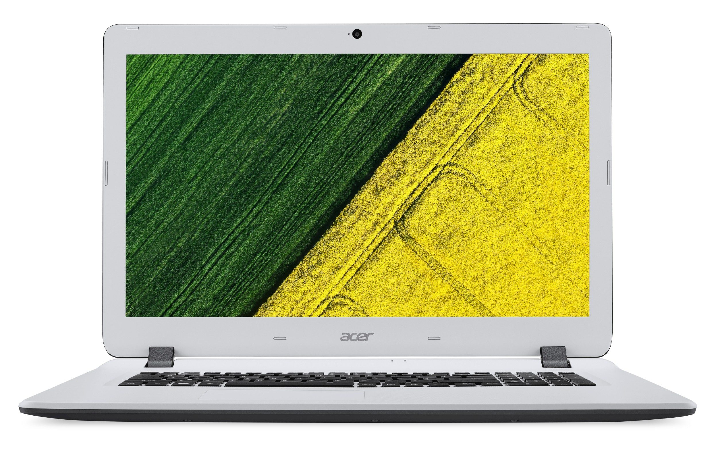 "Acer Aspire ES 17 (ES1-732-C4KF) Celeron N3450/4GB+N/A/1TB+N/A/DVDRW/HD Graphics/17.3""HD+LED lesklý/BT/W10 Home/Black/White"