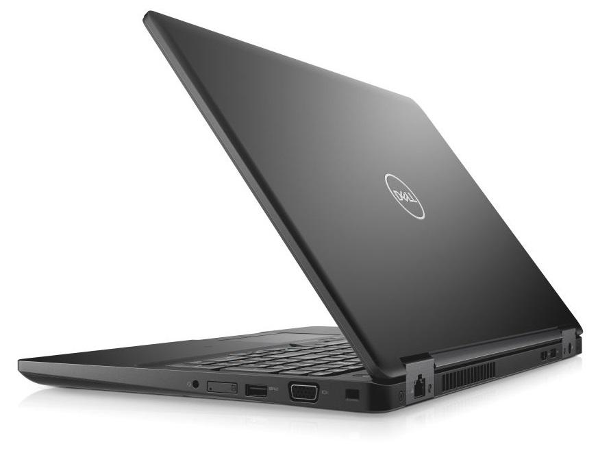 """Dell Latitude 5590 15"""" FHD i7-8650U/8GB/256GB SSD/USB-C/MCR/SCR/HDMI/VGA/W10P/3RNBD/Černý"""