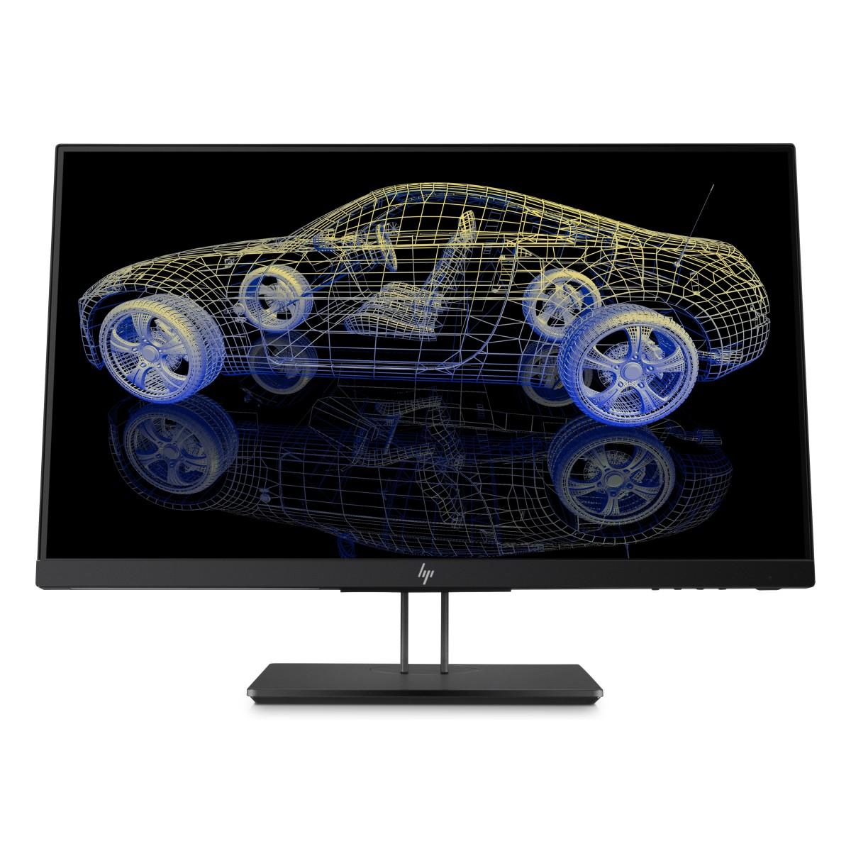 HP Z23n G2 23'' IPS FHD/250cd/5ms/1000:1/VGA, DP, HDMI, USB / 3/3/0