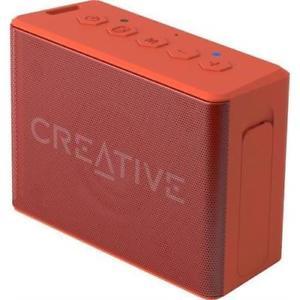 Creative repro Muvo 2C mobilní vodovzdorný bezdrátový reproduktor - oranžový