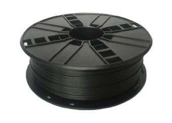 GEMBIRD Tisková struna (filament), NYLON, 1,75mm, 1kg, černá