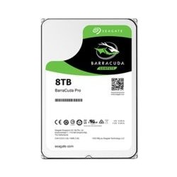 HDD 8TB Seagate BarraCuda 256MB SATAIII 5400rpm